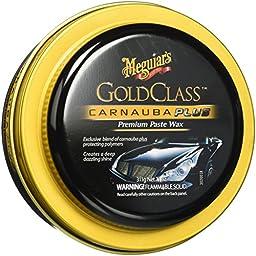 Meguiar\'s G7014J Gold Class Carnauba Plus Paste Wax - 11 oz.
