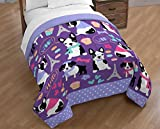 Limited Too French Bulldog Reversible Twin Comforter