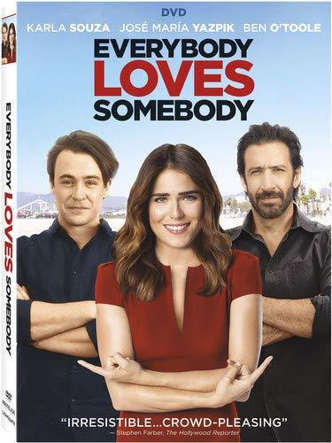 Amazon Com Everybody Loves Somebody Dvd Karla Souza Jose Maria Yazpik Ben O Toole K C Clyde Catalina Aguilar Mastretta Movies Tv