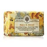 Wavetree & London Honey & Almond 200g/7oz French Triple Milled Soap