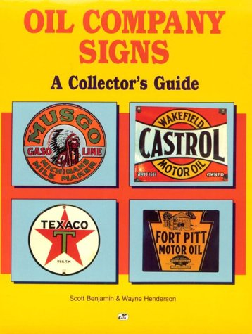 Oil Company Signs: A Collector's Guide