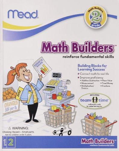 Mead Math Builders, Grade 2 (48050)