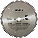 Bosch PRO1290LAM 12 In. 90 Tooth Laminate Cutting Circular Saw Blade