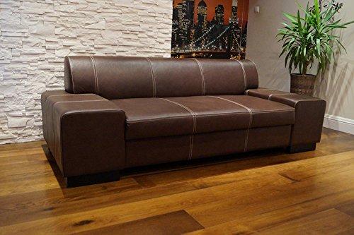 Quattro Meble Londres Sofá de 2 x 2,5 plazas, 220 cm de ...