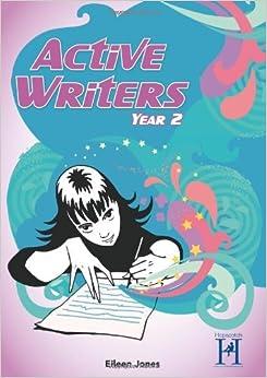 Book Active Writers Year 2 by Eileen Jones (2014-02-05)