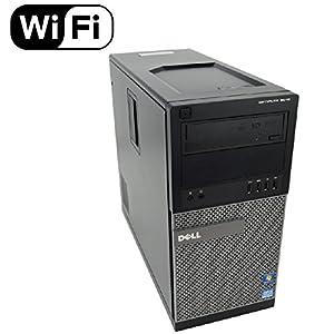 Dell Optiplex 9010 Tower Premium Business Desktop Computer (Intel Quad-Core i7-3770 up to 3.9GHz, 8GB DDR3 Memory, 2TB…