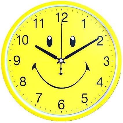 Reloj los niños dibujos animados reloj compas relojes simple creative living comedor dormitorio reloj reloj de