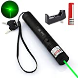 LUCHENG A full set of green 301 single point light pointer high-power remote demonstration