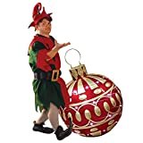 Cheap LED Christmas Ornaments – Gargantuan 2 Foot Tall Illuminated Outdoor Christmas Ornaments – LED Holiday Decor Statue