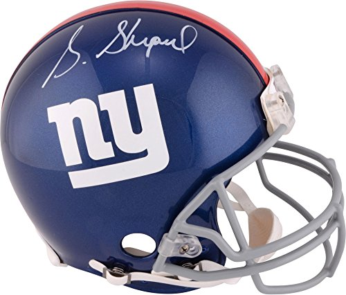 Sterling Shepard New York Giants Autographed Riddell Pro-Line Helmet - Fanatics Authentic (Autographed Giants Pro Line Helmet)
