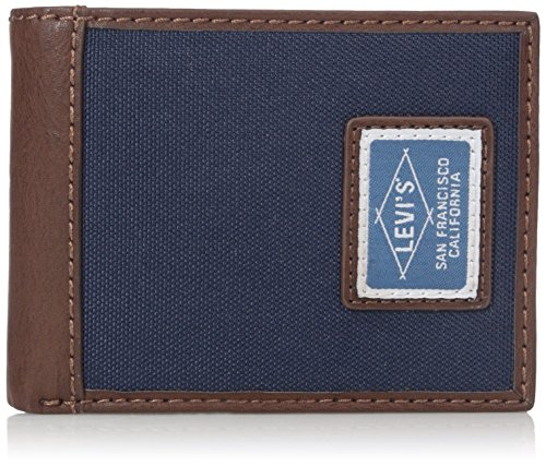 Levis Capacity Slimfold Irving Wallet