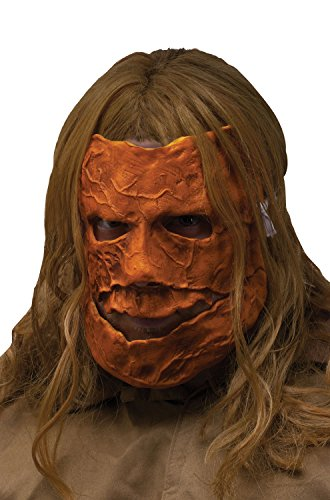 Fun World Adult's Pumpkin Rob Zombie H2 Mask, Multi -