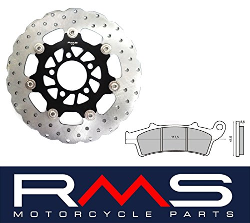225162290 Front Disc Pads Front 225102670 RMS Kymco K-XCT 125 2012: