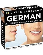 Living Language: German 2022 Day-to-Day Calendar