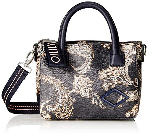 Oilily Damen Jolly Handbag Xshz Henkeltasche, 7x16x20 cm