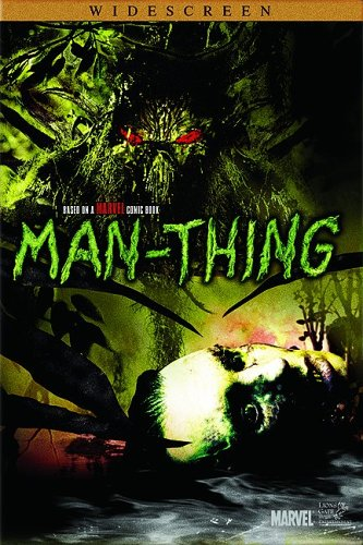 DVD : Man Thing (2005) (Widescreen, Dolby)