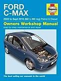 Ford C-Max Petrol & Diesel (03 - 10) Haynes Repair Manual (Haynes Service and Repair Manuals) by Anon (2014-12-19)