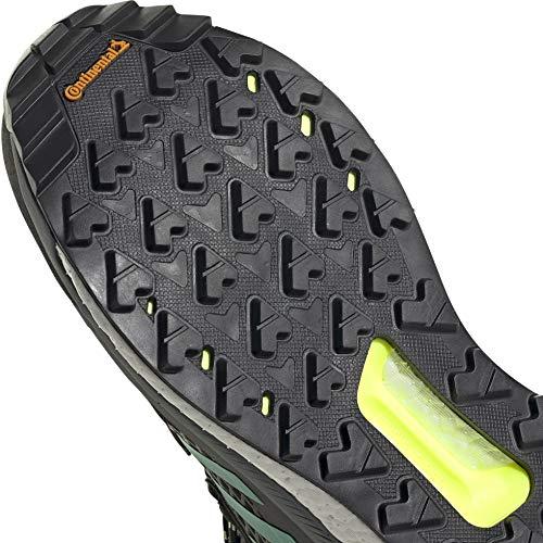 adidas Women's Terrex Free Hiker GTX Hiking Shoe 6