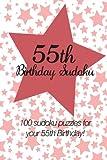 55th Birthday Sudoku, Clarity Media, 1491066725