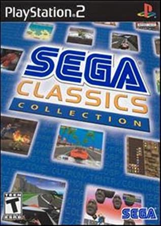 amazon sega classics collection game プレイステーション2