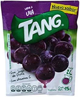 Tang Uva (Grape) Drink Mix, Packets Make 2 Liters (Pack of 24