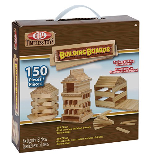 wooden building boards - 3