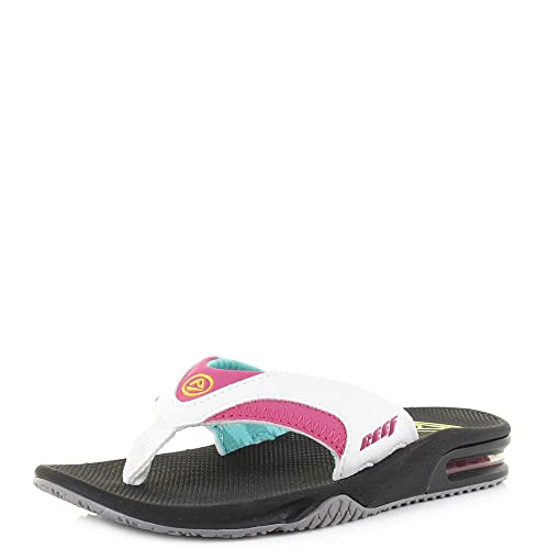 cf98e8e1a480 Reef Women s Fanning Flip Flops  Amazon.co.uk  Shoes   Bags