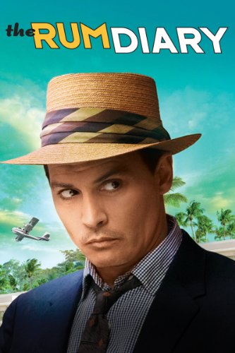 Bargain Alert: Amazon Instant Video Deal of the Day – Rent The Rum Diary For 99 Cents, Today Only