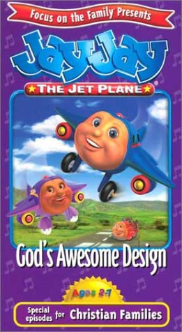 (God's Awesome Design [VHS])