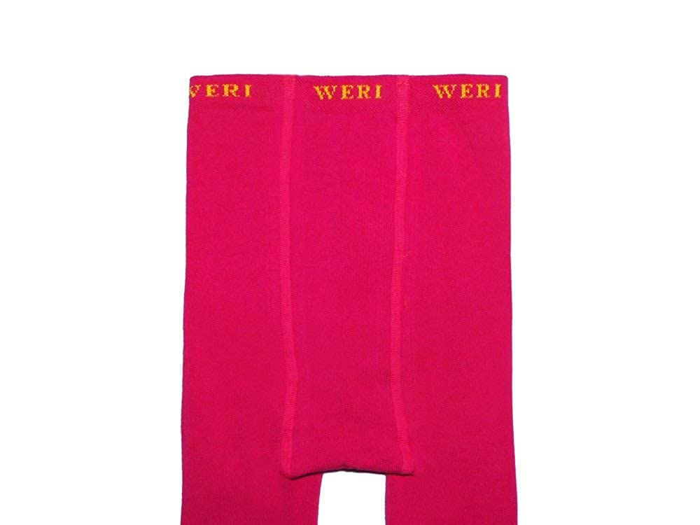 Pink Weri Spezials Collants pour les Enfants Bonbons et Sucettes