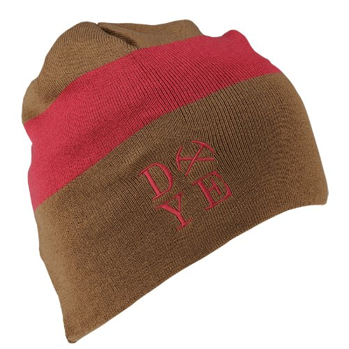 Dye Paintball Beanie - 3AM - Earth/Maroon