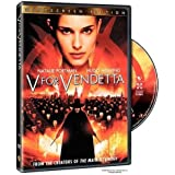 V for Vendetta / V pour Vendetta (Bilingual) (Widescreen)