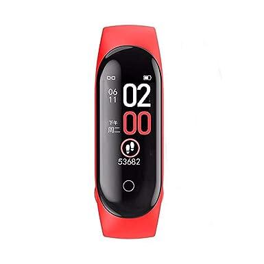 Amazon.com: Mkcether M4 - Reloj deportivo impermeable con ...