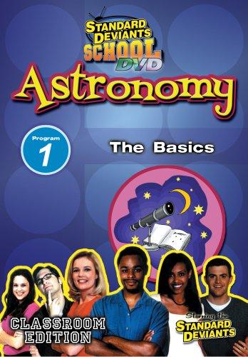 Standard Deviants School Astronomy Module 1: The Basic