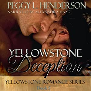 Yellowstone Deception Audiobook