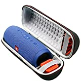 LTGEM Case for JBL Charge 3 Waterproof Portable Wireless Bluetooth Speaker. Fits USB Cable and Charger.