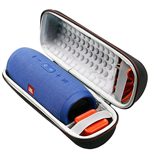 LTGEM Case for JBL Charge 3 Waterproof Portable Wireless Bluetooth Speaker. Fits...