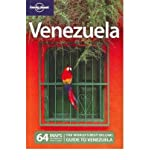 Front cover for the book Lonely Planet Venezuela by Kevin Raub