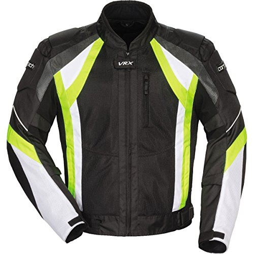 Cortech Vented Textile Motorcycle Jacket product image
