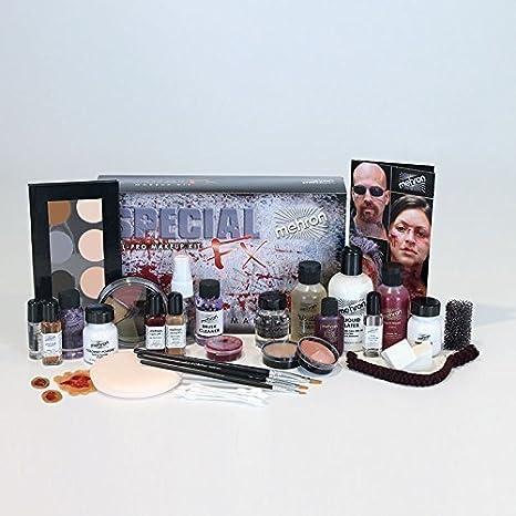 Mehron Special FX , Kit maquillage pro effets spéciaux ( à cause des  restriction de Royal Mail, ce produit ne peut être livrée outre,manche)