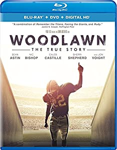 Cover Image for 'Woodlawn [Blu-ray/DVD Combo Pack + Digital HD]'