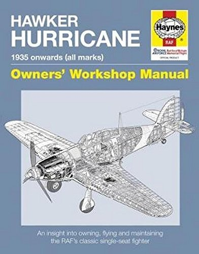 Hawker Hurricane Manual (Haynes (Hawker Hurricane Fighter)