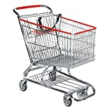 Shopping Cart Grocery Basket Convenience Store Supermarket Fixture Lot of 6 NEW