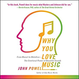 Why You Love Music Audiobook