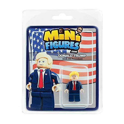 Custom Design Minifigure - Donald Trump (Lego Custom Minifigures)