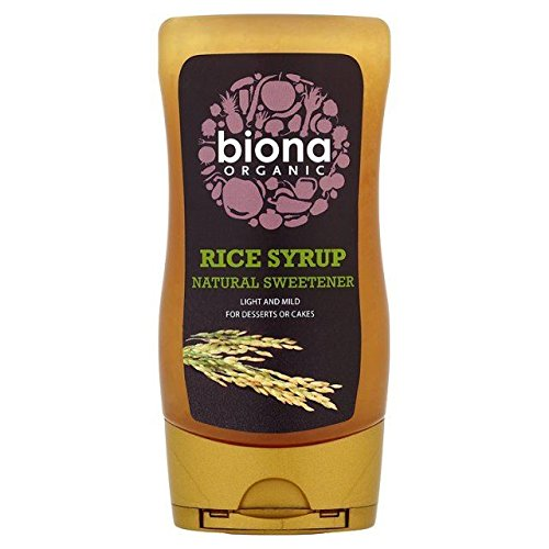 Biona Organic Brown Rice Malt Syrup - (Mild Organic Brown Rice)