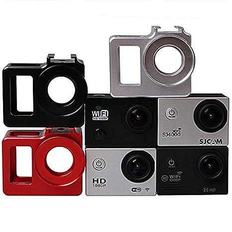 Protective Case con lente carcasa and UV lente para SJCAM ...