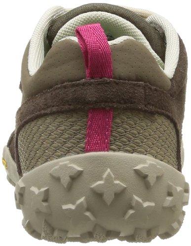 Hi-Tec Apollo Wos - Zapatillas Mujer Marrón (Marron (Chocolate/Stone/Pink))