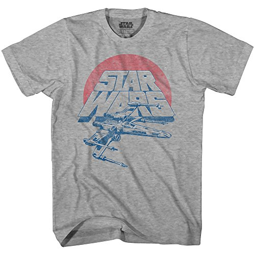 Star Wars Boys' Vintage Inspired X-Wing ...