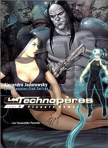 """Afficher """"Les Technopères n° 3 Planeta games"""""""